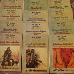 colección de 12 cuentos/novelas