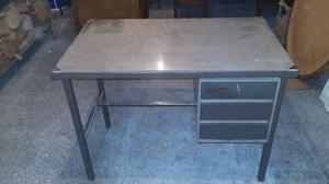 escritorio de chapa