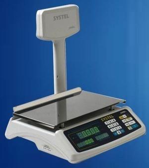 Balanza Systel Croma Nueva 31 kg