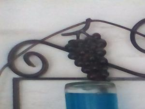 Bodega en hierro forjado