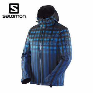 Campera 3 En 1 Salomon Snowtrip Premiun 3:1 Hombre Invierno