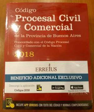 Código Procesal Civil Y Comercial De La Provincia De Buenos