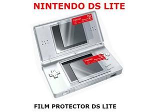 Film Guard Protect Nintendo Ds Lite Film Protector