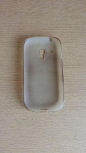 Funda transparente de silicona, para Samsung S3 Mini