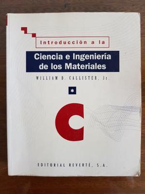 Introducción A La Ciencia E Ingeniería De Los Materiales