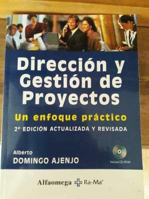 Libro Direccion Y Gestion De Proyectos Ajenjo