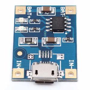 Modulo Carga Tpmicro-mini Usb 5v 1a