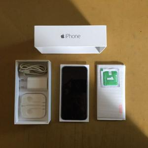 VENDO IPHONE 6 DE 16 GB EN PERFECTO ESTADO CON CAJA Y