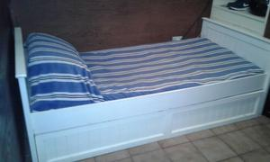 VENDO cama 1 plaza!!