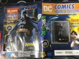 Vendo figura de resina metálica de Batman.