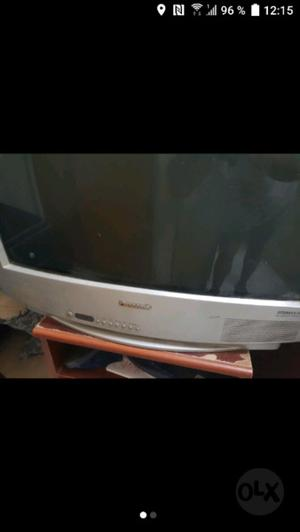 Vendo tv panasonic 29 pulgadss