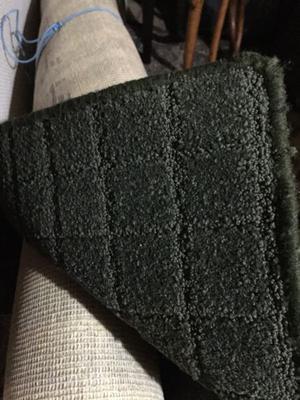 Alfombra carpeta bucle labrada