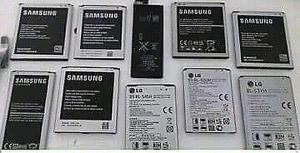 Baterías de celulares Samsung LG Motorola mayorista