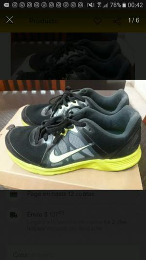 Lote 4 Pares Zapatillas Nike Talles