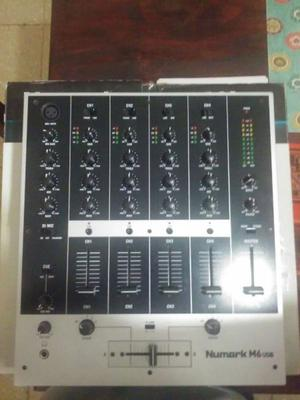 MIXER DE DJ