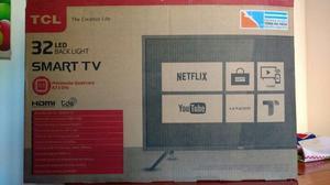 """VENDO SMART TV 32"""", NUEVO EN CAJA SIN USO Y SMARTPHONE"""