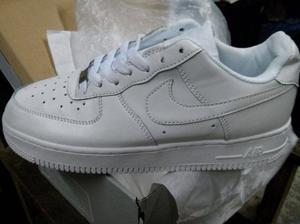 Zapatillas Nike Modelo Nike Air Force 1 ´07 Fotos reales!!!