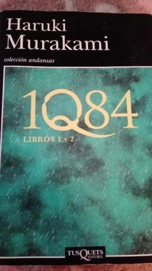 1q84, Murakami libros 1 y 2