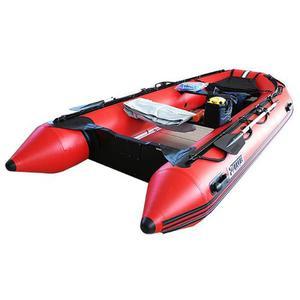 Bote Gomon Piso De Aluminio Desarmable 3.80 M Torque Marine