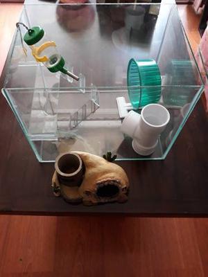 Jaula Para Hamsters, Topos Más Accesorios