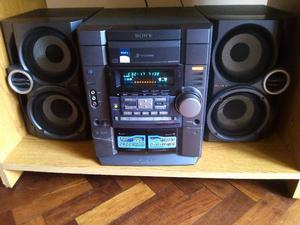 Minicomponente Sony Mhc-dxw A Reparar Cd Y Casetera