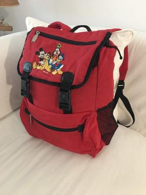 Mochila Original de Disney Store importada de USA de