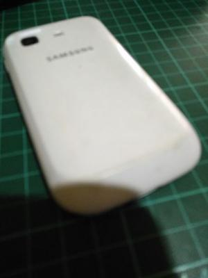 Samsung Pocket funcionando con cargador y caja