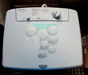 Vendo Lavarropas Semi automatico Drean Family 096