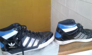 Zapatillas botas botines