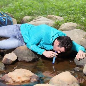 Filtro purificador de agua portátil (Portable Water