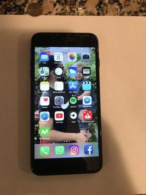 Iphone 7 plus de 32gb en excelente estado y liberado