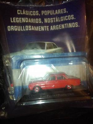 """AUTOS INOLVIDABLES ARGENTINOS """"FORD FALCON """"DE SALVAT."""