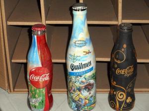 Botellas de coleccion cerveza Quilmes