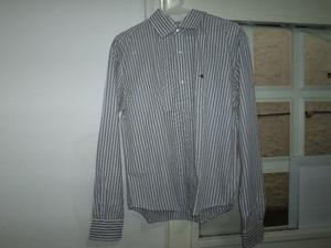 Camisa P/hombre Manga Larga
