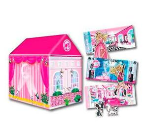 Casa Casita Carpa Escenario Barbie Fashion Tv Envios!!