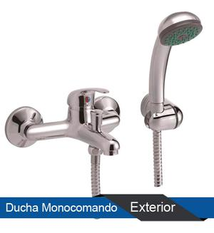 Griferias temporizadas para lavatorio y posot class for Ducha para lavatorio