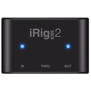 Ik Multimedia Irig Midi 2 Interfaz Iphone Ipad - Cuotas