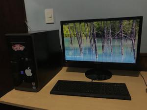 Pc Intel Core i7 + monitor Samsung 23'' full Hd