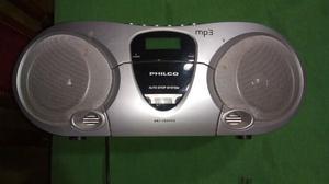 Reproductor Cd/mp3/radio/casstete Recorder