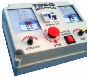 Tablero Control Para Toro Mecanico Rodeo