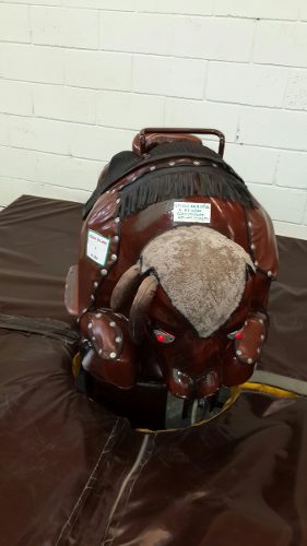 Toro Mecanico Mini