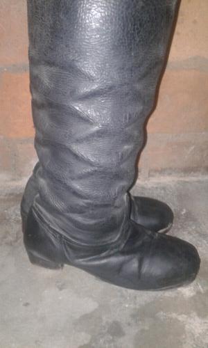 Vendo botas de folclore talle 39
