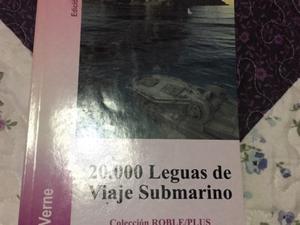 leguas de viaje submarino, VERNE