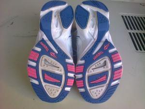 vendo zapatilla topper original de mujer talle 38 poco uso
