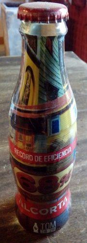Botella De Vidrio De Coca - Cola. Ed. Especial. . Femsa.