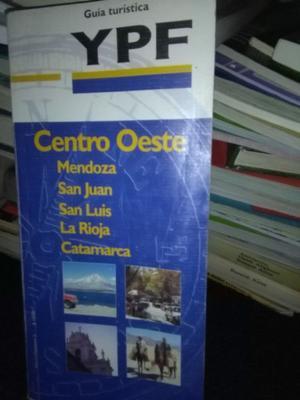 Guía Turística Ypf Centro Oeste Mendoza San Juan San Luis