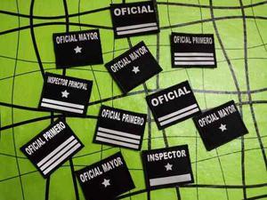 Jerarquias De La Policia De La Ciudad
