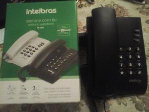 VENDO TELEFONO FIJO. NUEVO. SIN USO.