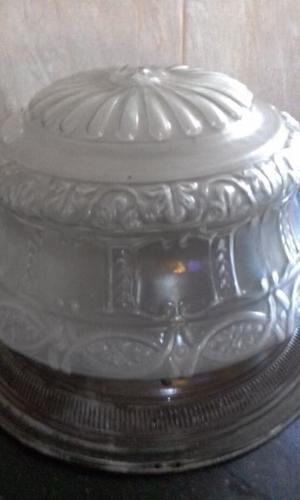 lampara antigua de techo