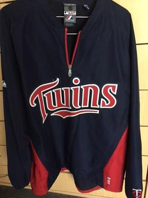 Campera De Baseball - Minnesota Twins Original
